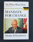 Signed by author Dwight Eisenhower The White House Years 1953 1956 HC DJ