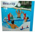 BESTWAY INFLATABLE SWIMMING POOL FLOATING VOLLEYBALL PLAY SET GAME CENTER