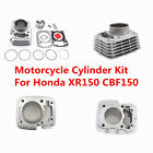 63.5mm Aluminium Motorcycle Cylinder Kit For Honda XR150 CBF150 Easy To Install