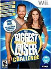 NEW Biggest Loser Challenge Nintendo Wii Exercise Game Balance Board Compatible