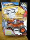 2013 Hot Wheels Storm Damage Truck Factory ERROR in Grave Digger package