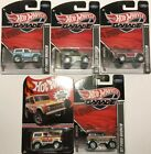 Hot Wheels 67 Ford Bronco Set of 5