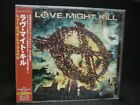 LOVE.MIGHT.KILL 2 Big 2 Fail + 1 JAPAN CD Gamma Ray The Unity Firewind Metalium