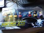 Star Trek The Next Generation Pez Collector's Series 25 Limited Ed. Set 2012