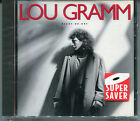 Lou Gramm - Ready or Not (CD, 1987, Atlantic-7 81728-2) Not Remaster