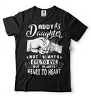 Dad Daughter Mens T shirt Fathers day Gift Mens Shirt Dad of Daughter Tee Shirt
