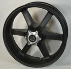 G0309.02A8BYCX NEW In Box Buell Rear Piranha Black Wheel, All XB'S
