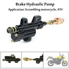 Motorcycle Rear Foot Hydraulic Clutch Master Cylinder Brake Pump ATV Engine Part