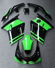 Motorcycle Full Fairing Bodywork Kit Panel Set Fit for Kawasaki ZXR250 1989-1990