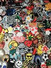 100 Randomly Picked Iron On Patches Surprise Grab Bag Free USA Shipping