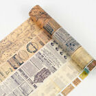 Vintage Washi Tape Decor Paper Masking Tape DIY Adhesive Scrapbook Sticker