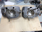 Cylinder heads for Dnepr MT-8, K-650 28HP (pair) assembly NOS
