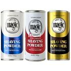 Magic 1BLUE, 1RED AND 1YELLOW No Razor Hair Removal Shaving Powder 381 gm