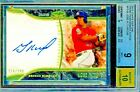 2016 Topps Tier One Baseball Cards - Product Review & Hit Gallery Added 51
