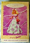 1995 HALLMARK KEEPSAKE SPRINGTIME BARBIE EASTER SPRING ORNAMENT #1 - NEW IN BOX