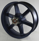 G0309.02A8AYCR Genuine Buell Rear Diamond Blue Wheel, All XB'S & 1125's