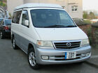 1999 Mazda Bongo Friendee Auto Free Top Campervan with replacement Engine