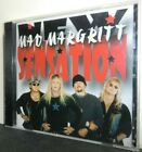@ CD MAD MARGRITT - NEW SENSATION / PERRIS RECORDS 2002   -g