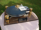 Oracle Delphi Turntable MKII7 Gold Black Double Subchassis + DIY Maglev Spindle