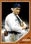 Shoeless Joe Jackson Baseball Cards and Autograph Guide 52