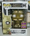 Funko Pop The Mountain #54 Game of Thrones SDCC Exclusive Brand New