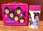 Vintage 1973 Aladdin THE OSMONDS Metal Lunch Box with Thermos NICE