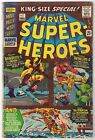 1966 Donruss Marvel Super Heroes Trading Cards 10