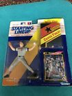 1992 Starting Lineup Chuck Finley Figure, Poster & Trading Card