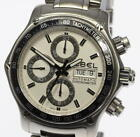 EBEL 1911 Discovery Chrono E9750L62 Automatic Silver 44mm Men's Wrist watch used