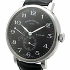 EBERHARD 8 Days Grande Taille 21027.5 Hand winding power reserve watch Excellent