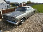 1966 Ford galaxie convertible hot rod rat rod very rare rhd American cool car
