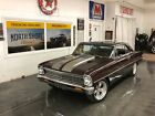 1966 Nova CHEVY II 2INCH COWL PRO TOURING SEE VIDEO 1966 Chevrolet Nova, Burgundy/Maroon with 0 Miles available now!