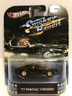 Hot Wheels Smokey And The Bandit Retro Entertainment 77 Trans Am