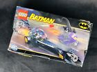 New 2006 BATMAN LEGO 7779 THE BATMAN DRAGSTER Catwoman Pursuit RETIRED 92pcs