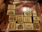Stampin up stamp set LOADS OF LOVE ACCESSORIES