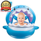 TRSCIND Baby Pool Float Swimming Floats Inflatable Shark Floatie with Canopy