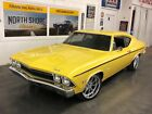 1968 Chevelle SOUTHERN KENTUCKY MUSCLE CAR SEE VIDEO 1968 Chevrolet Chevelle, Yellow with 0 Miles available now!