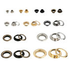 20 50 Sets 35mm to 14mm Eyelet Eyelets Grommet Clothing Leather Banner Craft