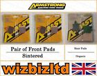 Armstrong Complete Brake Pad Kit Malanca 125 ob one M6 Racing 1985- BK112372