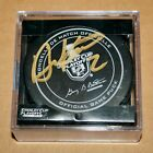 Duncan Keith SIGNED NHL Stanley Cup Final 2015 Game 6 Puck Chicago Blackhawk MVP