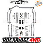 RUBICON EXPRESS 35 SUPER FLEX SUSPENSION LIFT KIT NO SHOCKS FITS 18+ JEEP JL