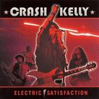 CRASH KELLY - Electric Satisfaction - CD - Import - Gilby Clarke Guns N Roses