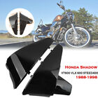 Battery Side Fairing Cover For Honda Shadow VLX 600 VT600 STEED400 1988-1998