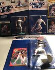 1989 1990 1995 STARTING LINEUP MLB  MIKE GREENWELL Mo Vaughn  RED SOX Lot Of 3