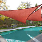 2Pack Sun Shade Sail Patio Outdoor Canopy UV Block Top Cover Triangle Pool