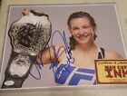Miesha Tate Cards and Autographed Memorabilia Guide 40