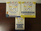 The Biggest Loser 3 Book Lot