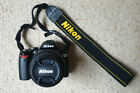 Nikon D60 DSLR 18-55 VR Camera (Black) 10.2MP