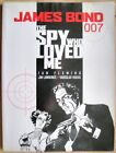James Bond 007 the Spy Who Loved Me Comic book version Titan Books 2005
