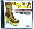 Glam Rock Greats 14 Classic Hits BRAND NEW SEALED MUSIC ALBUM CD - AU STOCK